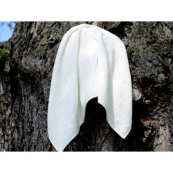 Ręcznik bambusowy kremowy 70x130