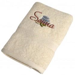 Ręcznik do sauny 50x90