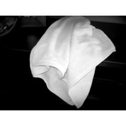 Ręcznik frotte biały 50x90