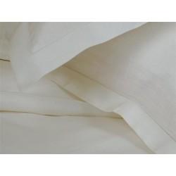 Pościel lniana 160/200 biała
