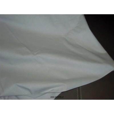 Prześcieradło bawełniane szare 160/240