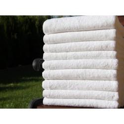 Ręcznik hotelowy Odyseja biały 50x100cm