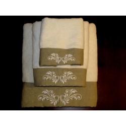 ręcznik haftowany