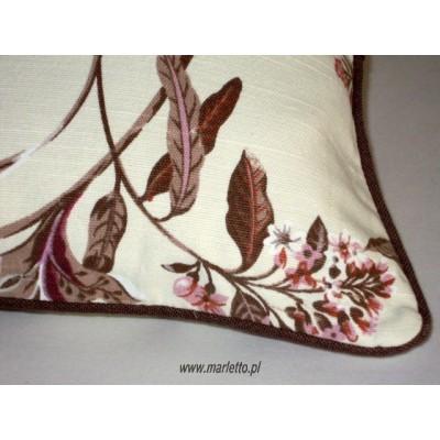 Poszewka dekoracyjna magnolia