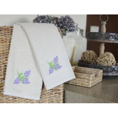 Ręcznik kuchenny i ścierka beż