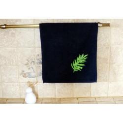 Ręcznik czarny 30x50
