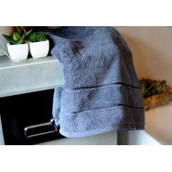 Ręcznik szary 70x140