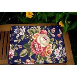 Bawełniane podkładki na stół, róże 2 szt